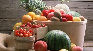 Разновидности вегетарианства