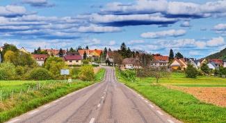 Советы для автомобильного путешествия по Франции