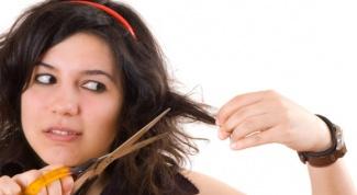 Восстановление поврежденных волос в домашних условиях