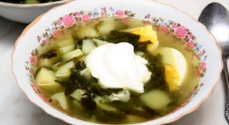 Освежающий суп