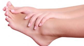 Как ухаживать за кожей ног