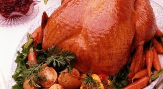 Как приготовить жареную курицу с молодыми овощами