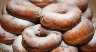 """Пончики """"Яблочко"""""""
