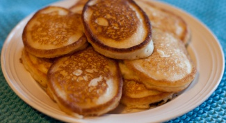 How to cook delicious pancakes on kefir