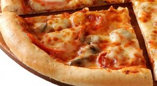 Как приготовить аппетитную пиццу
