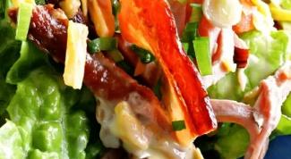 Клубный салат