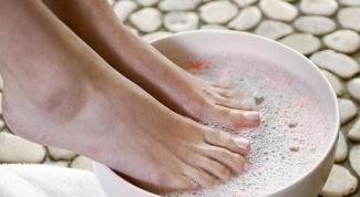 Домашние средства от грибка ног