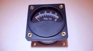 Как пользоваться вольтметром