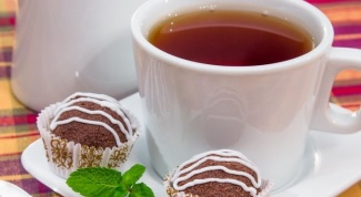 Как легко приготовить шоколадные трюфели