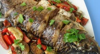 Рыба по-сицилиански