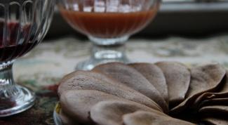 Чоко-панкейки