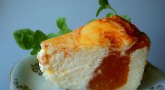 Как приготовить сырник с хурмой