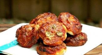 Как приготовить пиццетте