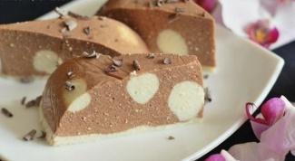 Творожный десерт с сухофруктами без выпекания