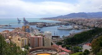 Отдых в Испании: Малага