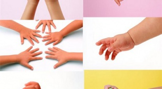 Как развить мелкую моторику при помощи пальчиковых игр