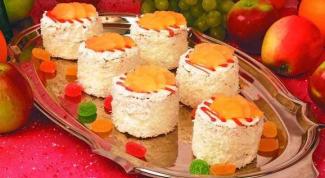 """Как приготовить пирожные """"Ананас"""""""