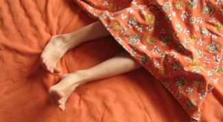 Средства от синдрома беспокойных ног
