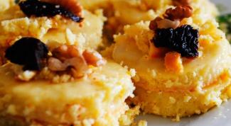 Быстрые медовые пирожные