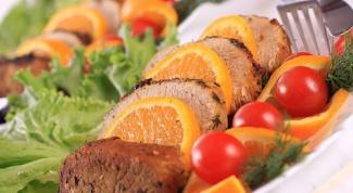 Как приготовить шашлык из свинины с апельсинами