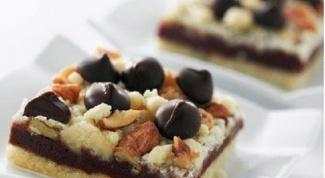 Шоколадное посыпное печенье