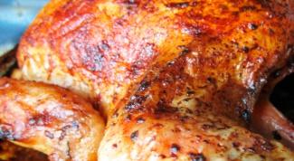 Курица в миндальной корочке