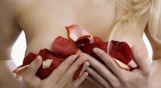 Как сделать кожу груди упругой