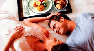 Как сделать завтрак романтическим