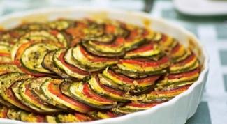 Как приготовить вкусный рататуй