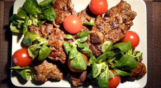 Как быстро и вкусно приготовить говяжью печень