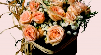 How to make beautiful and original bouquet