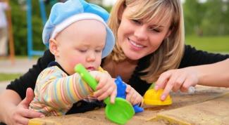 Развитие детей в 2 года