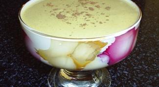 Как приготовить вкусный гоголь-моголь