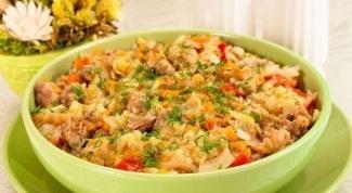 Как приготовить тушеную капусту со свининой и помидорами