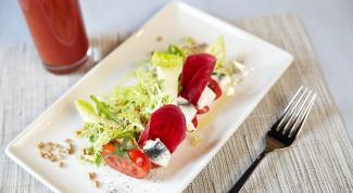 Легкий витаминный салат