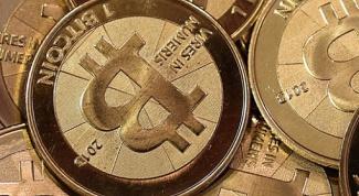 Электронная валюта Bitkoin