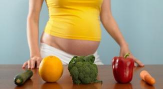 Продукты полезные при беременности
