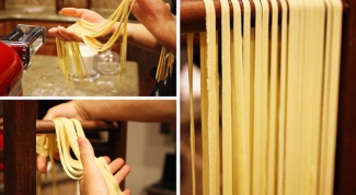 How to make homemade pasta: the secrets and rules