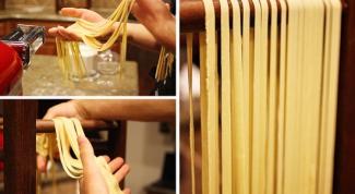 Как приготовить домашнюю пасту: секреты и правила