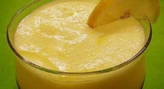 Как приготовить лимонный мусс?