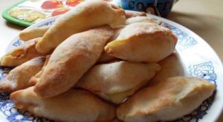 Как приготовить мини - пирожки с картошкой