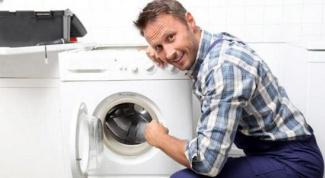 Как установить стиральную машину?