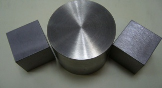 Tungsten: properties and applications