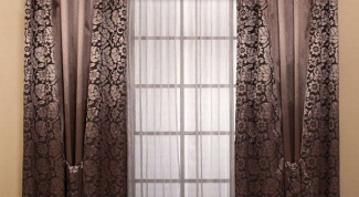 Как необходимо правильно стирать шторы
