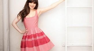 Как сшить платье-«бэйбидол»