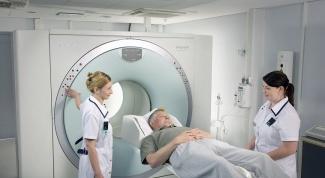 Как делают томографию головного мозга