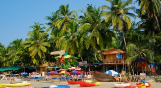 How much is the life in Goa
