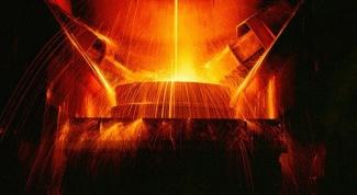 Centers of ferrous metallurgy in Russia