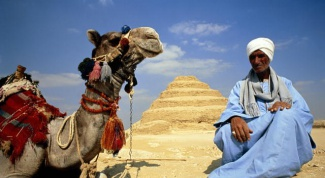 Как живут бедуины