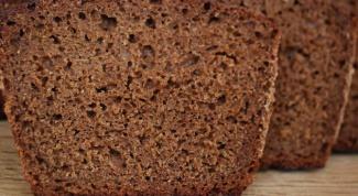 Как приготовить хлеб грубого помола